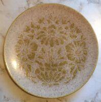 "Vintage RED WING Pottery Damask Pattern Salad Plate 7 1/2"""
