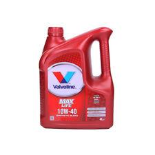 Motoröl VALVOLINE Maxlife 10W40, 4 Liter