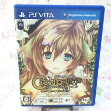 USED PS VITA Shellnosurge Poetry to the lost star RE:Incarnation PSV 90955 JAPAN