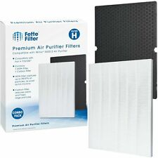 True Hepa Air Purifier Replacement Filter Compatible with Winix 116130 Filter H