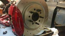 Chevy GM 10/12 Bolt Axle Brake Swap 4th 5th gen Camaro Conversion