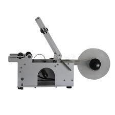LT50 Semi-automatic Circular Labeling Machine Sticker Labeling Machine
