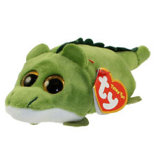 TY Beanie Boos - Teeny Tys Stackable Plush - WALLIE the Alligator (4 inch) - New