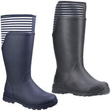 Muck Boots Cambridge Rain Boots Premium Neoprene Tall Lined Womens Wellingtons