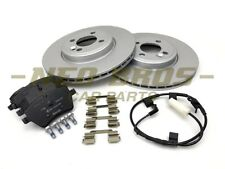 Pagid Front Brake Kit inc Discs, Pads & Sensors for Mini R55 R56 R57 Cooper S