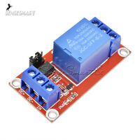 12V 1 Channel Module With Optocoupler Isolation High / Low Level Trigger Relay
