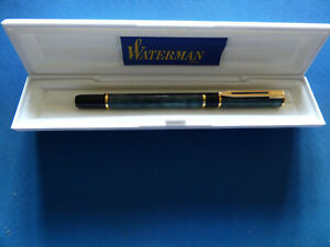 Waterman VIntage Laurea Rollerball Pen with Box - In New Working Condition