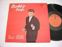Bobby Rydell Bobby Sings Bobby Swings 1960 Mono LP VG++