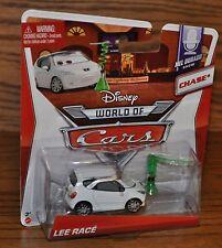 2014 Disney World of Cars Die Cast Mel Dorado Show Lee Race Chase #2 of 9 NEW