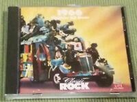 TIME LIFE MUSIC CLASSIC ROCK SHAKIN' ALL OVER 1966 22 TRACK CD FREE SHIPPING