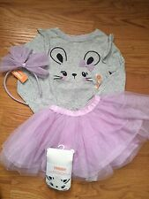 Gymboreebaby Girl 2T Mouse Theme Outfit Lot Of 4 Pieces NWT