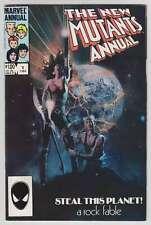 L9734: The New Mutants Annual #1, Vol 1, NM/M Condition