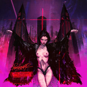Perturbator : The Uncanny Valley CD (2016) ***NEW*** FREE Shipping, Save £s