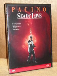 Sea of Love (DVD, 1998)