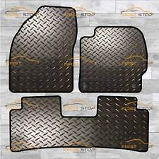 TOYOTA PRIUS 12-16 TAXI 1PC REAR FULLY TAILORED 3MM RUBBER HEAVY DUTY FLOOR MATS