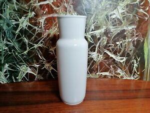 FÜRSTENBERG Wilhelm Wagenfeld, High Vase 36cm IN White