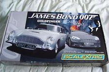 COMPLETE BOXED JAMES BOND 007 SCALEXTRIC SET.