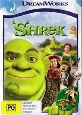 SHREK 1 : NEW DVD