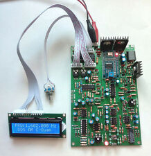 AM RADIO BAND DIGITAL LCD DDS C-QUAM STEREO SYSTEM TRANSMITTER 400 mWATT PEP