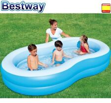 Piscina hinchable para Niños 305x183x46cm Bestway parches
