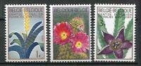 38481) BELGIUM MNH** 1974 Gand flower show 3v