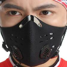 Air Purifying Face Mouth Washable Anti Dust Fog Cycling Riding Outdoor