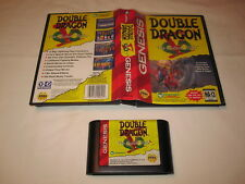 Double Dragon V: The Shadow Falls (Sega Genesis) Game Cartridge in Box Excellent