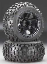 Pro-Line Badlands 3.8 Tires on Desperado Offset Wheels 17mm Hex - 1178-11 117811