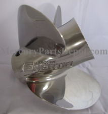 "Mercury Enertia Propeller 15"" Pitch RH 48-898990A46 - New"