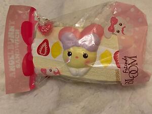 Rare Slowrising Ibloom Angel Bunny Sandwich Squishy Pineapple Soft Collectible