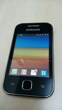 Samsung Galaxy Y GT-S5360 - Black (Unlocked) Smartphone Boxed