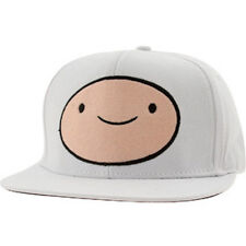 Adventure Time Finn's Snapback Hat Anniversary Doll Plushie Cosplay New Rare