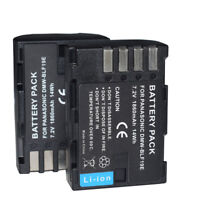 TWO ?2?DMW-BLF19E DMW-BLF19 Battery  For Panasonic Lumix DMC-GH3 DMC-GH4