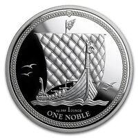 2017 Isle of Man 1 oz Silver Noble Proof - SKU#169041