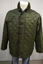 Barbour polarquilted señores chaqueta talla L verde * a311