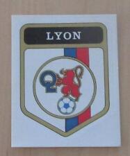 FOOTBALL 1978  LYON  ECUSSON  VIGNETTE  NEUVE