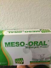 MESOORAL mesoterapia mesoral gotas mesoral mesotherapy meso-oral (only DROPS)
