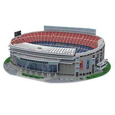 Costruisci il tuo modello 3D Replica BARCELLONA Football Club stadio Nou Camp