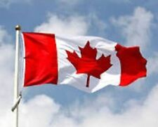 Canadian National Flag Polyester Canada Maple Leaf Banner Outdoor Indoor 90x150