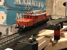 Märklin H0 BR 1020 Electric Loco orange MFX digital engine sounds, 5 pole motor