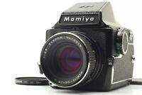 """Exc+5"" Mamiya M645 Medium Format Body w/ Sekor C 80mm f/2.8 Lens From JAPAN"