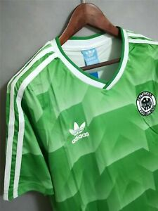 MAILLOT ALLEMAGNE 1988 - 1990 RETRO / TAILLE : S,M,L,XL,XXL / ADIDAS