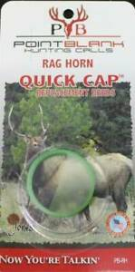 Point Blank Hunting Calls HERD BULL Replacement Reeds Quick Cap PB-HB Elk Call