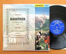 LPBR 6035 Tchaikovsky Manfred Sir Eugene Goossens LSO Everest Mono EXCELLENT