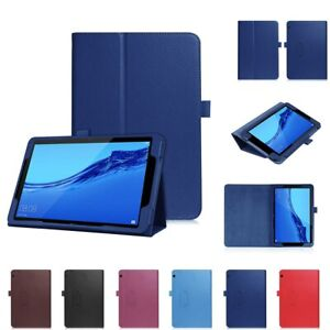 Flip PU Leather Stand Tablet Cover Case For Huawei MediaPad T5 10 AGS2-W09/AL00