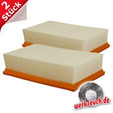 2x Faltenfilter Filter Kärcher NT 35/1 45/1 55/1 361 Tact Te Eco Ap M  6.904-367