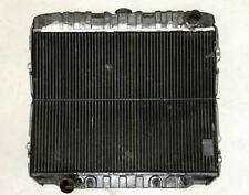 1967 FORD FAIRLANE RANCHERO COMET CYCLONE OEM 390 C7OE 4 ROW RADIATOR