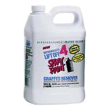 Lift Off Spray Paint & Graffiti remède – 3.78 L-Cleans Graffiti
