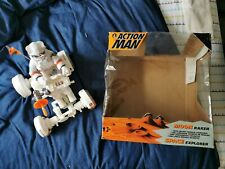 ACTION MAN MOON RAKER SPACE EXPLORER COLLECTABLE ITEM GOOD CONDITION