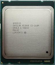 Nuevos procesadores Intel Xeon E5-2609 2.40GHz Quad-Core LGA2011 SR0LA OEM CPU Sandy Bridge EP